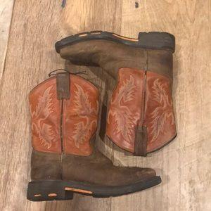 05e273d1b27 Ariat Shoes | Quickdraw Boots Elephant Print | Poshmark